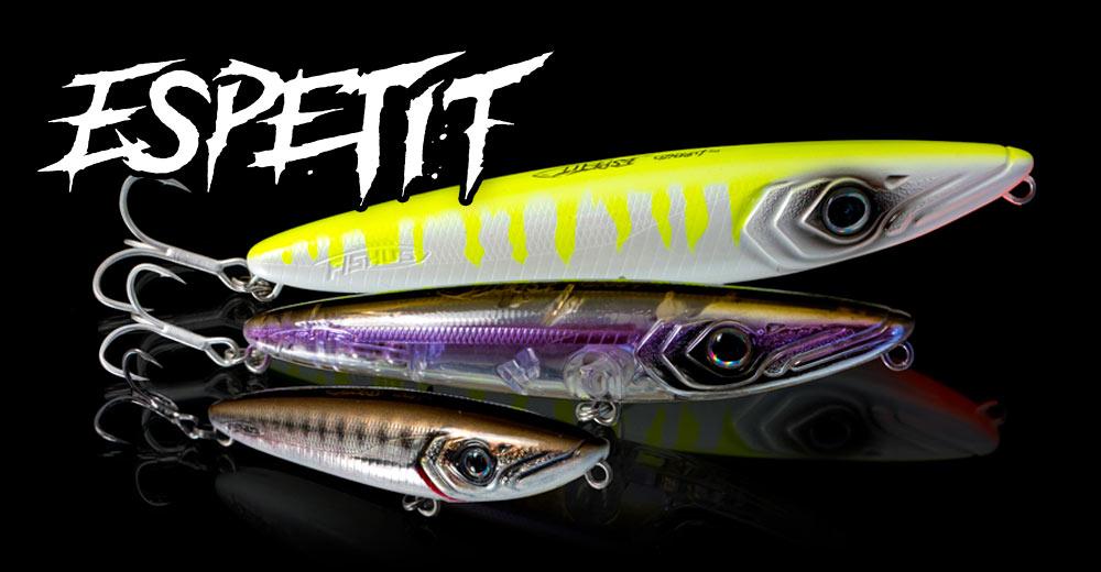Floating WTD Fishus Lurenzo Espetit 110 mm 16 g rattling couleur MU